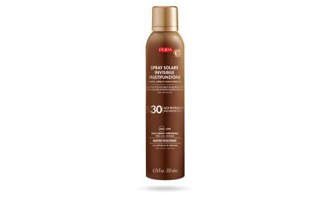 Multifunction Invisibile Sunscreen Spray SPF 30 (200 ml) - PUPA Milano