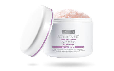 Reshaping Salt Scrub