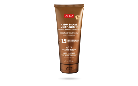 Multifunction Sunscreen Cream SPF 15 (200 ml) - PUPA Milano