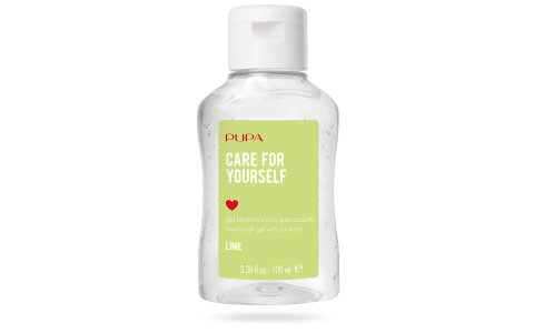 Pupa Care For Yourself Handwash Gel with Sanitizer 100 ml - PUPA Milano