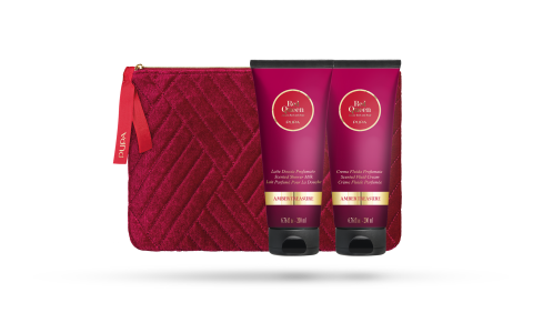 Scented Shower Milk and Scented Fluid Cream - PUPA Milano