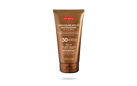 Multifunction Sunscreen Face Cream SPF 50 (50 ml) - PUPA Milano
