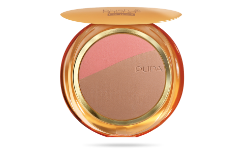 Blush & Bronze - Compact Blush & Bronzing Powder