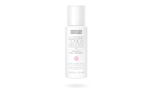 Gentle Toning Lotion 50ml - PUPA Milano
