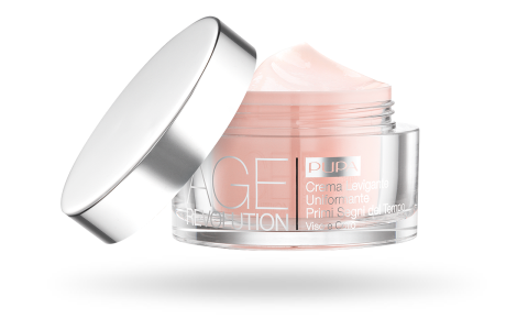 Age Revolution Skin Perfecting Cream First Signs of Ageing - Face and Neck - PUPA Milano