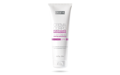 Purifying Reinvigorating Body Cream - PUPA Milano