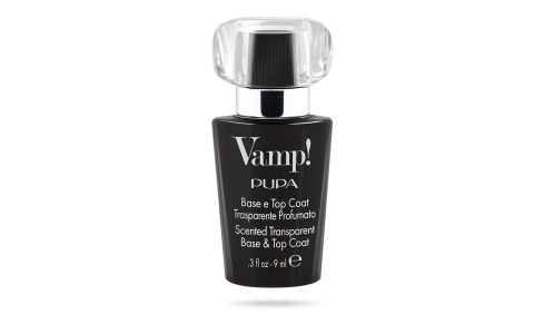 Vamp! Scented Trasparent Base & Top Coat