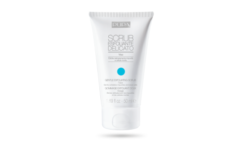 GENTLE EXFOLIATING SCRUB 50ML - PUPA Milano