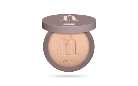 Natural Side Compact Powder