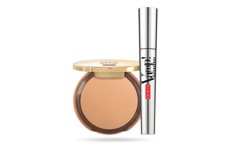 Extreme Bronze Foundation Kit - PUPA Milano