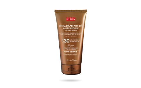 Multifunction Sunscreen Face Cream SPF 30 (50 ml) - PUPA Milano