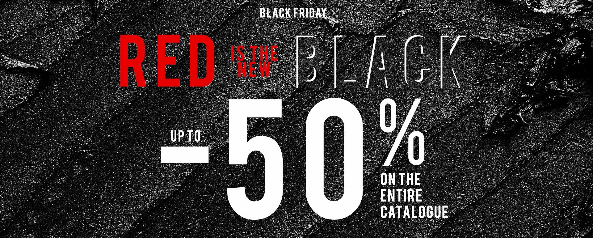 Black Friday - PUPA Milano