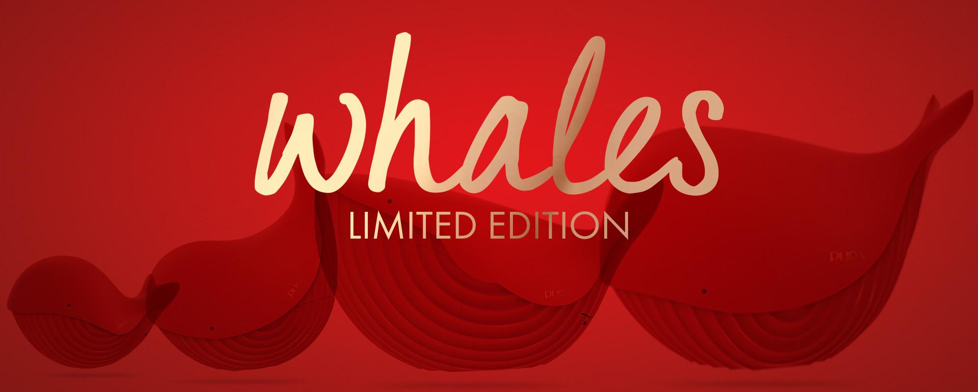 PUPA Whales - PUPA Milano