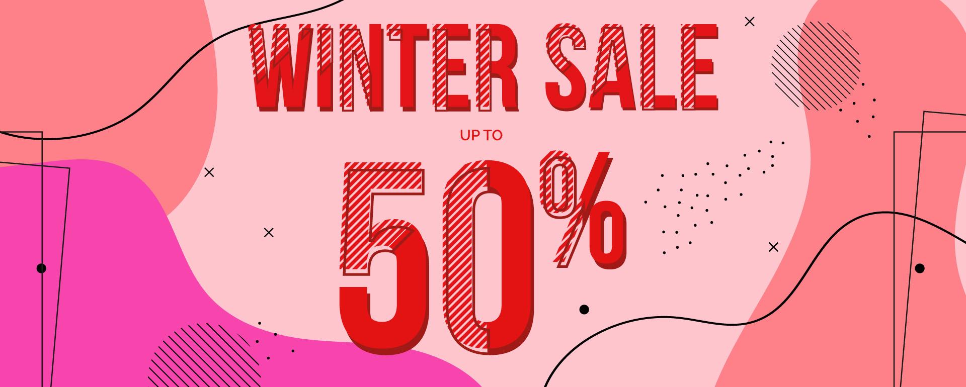 Winter Sale - PUPA Milano