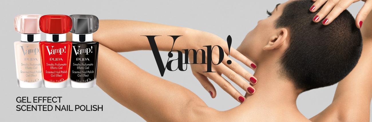 Vamp Nail Polish - PUPA Milano