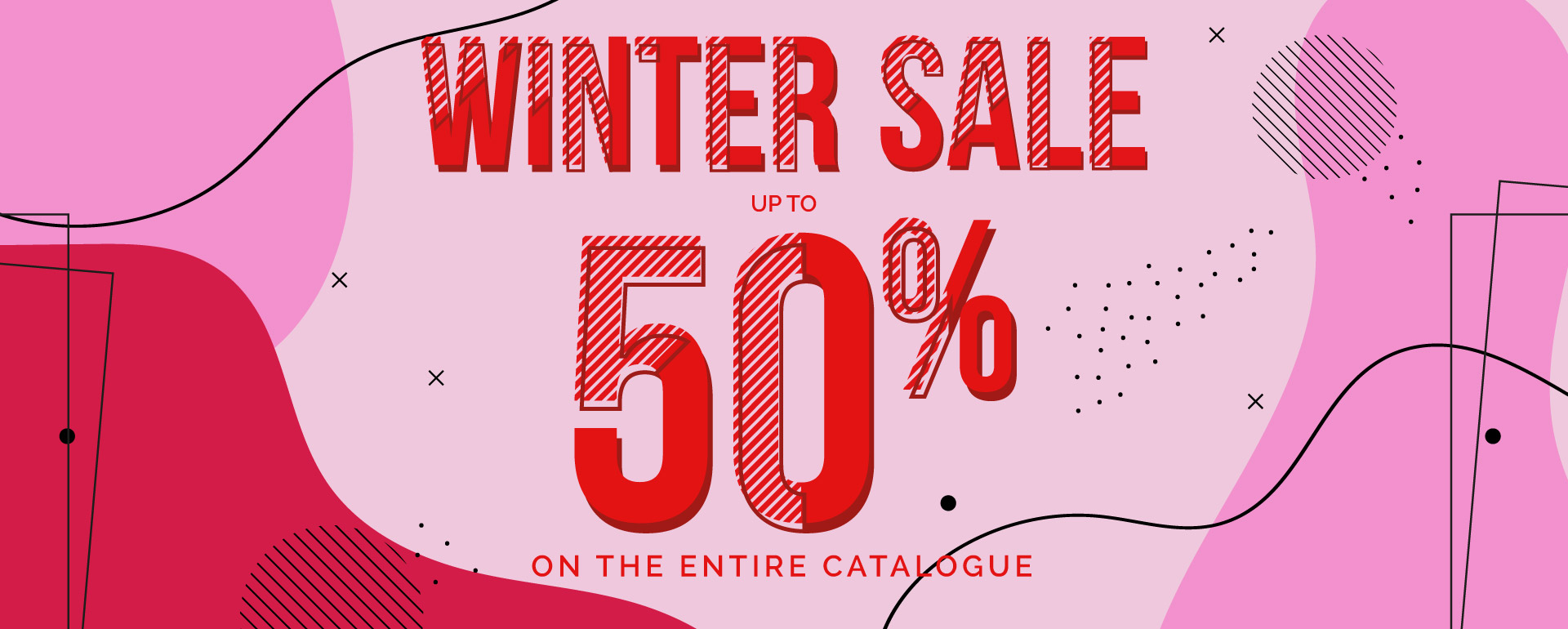 Winter Sale - PUPA Milano
