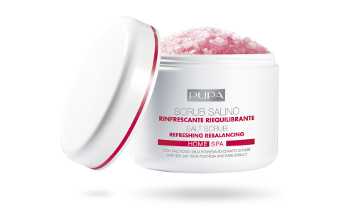 Refreshing Rebalancing Salt Scrub