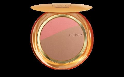 Blush & Bronze - Compact Blush & Bronzing Powder