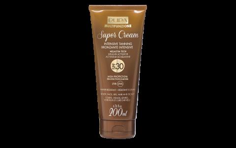 Super Cream   Intensive Tanning SPF 30