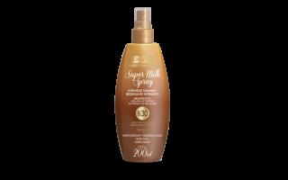 Super Milk Spray Intensive Tanning SPF 30 - PUPA Milano